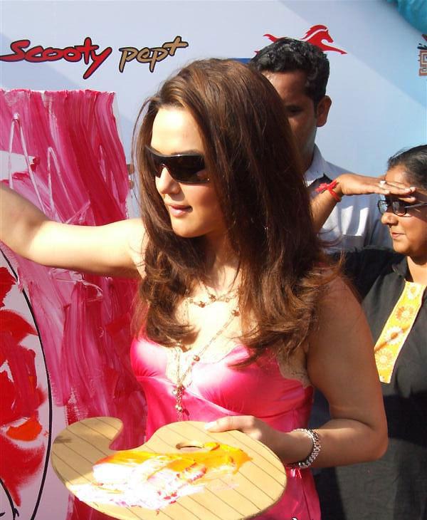 Preity Zinta Latest Stunning Pic