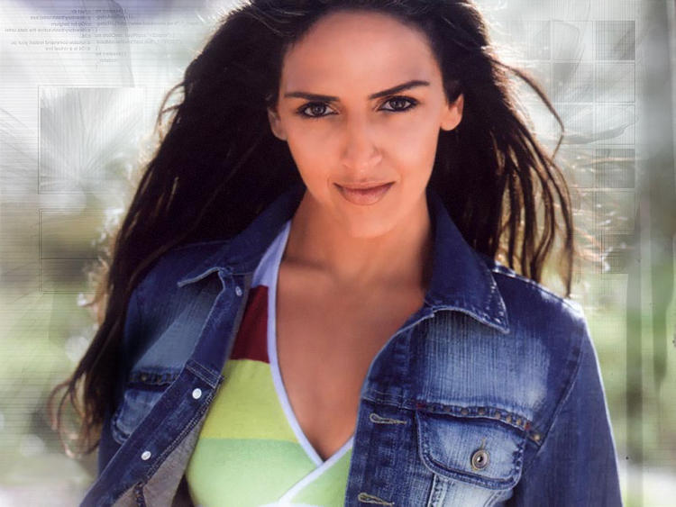 Esha Deol Beauty Face Still
