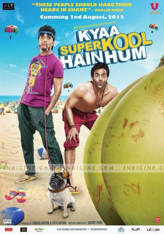 Official Trailer of Kya Super Kool Hai Hum and Poster