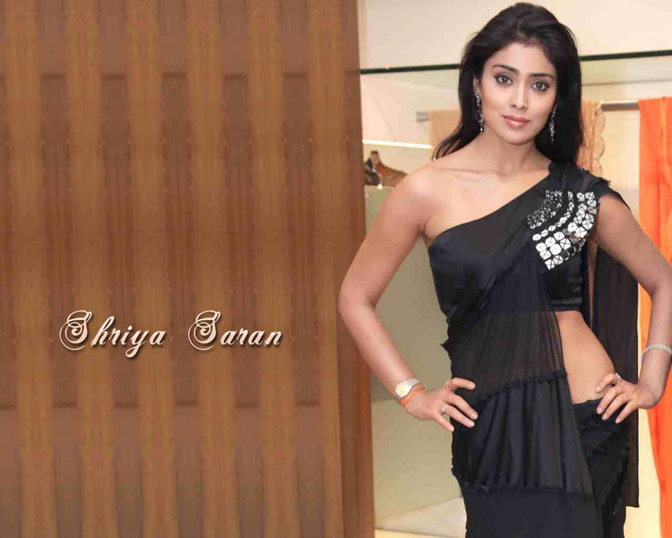 Gorgeous Beauty Shriya Saran Wallpaper