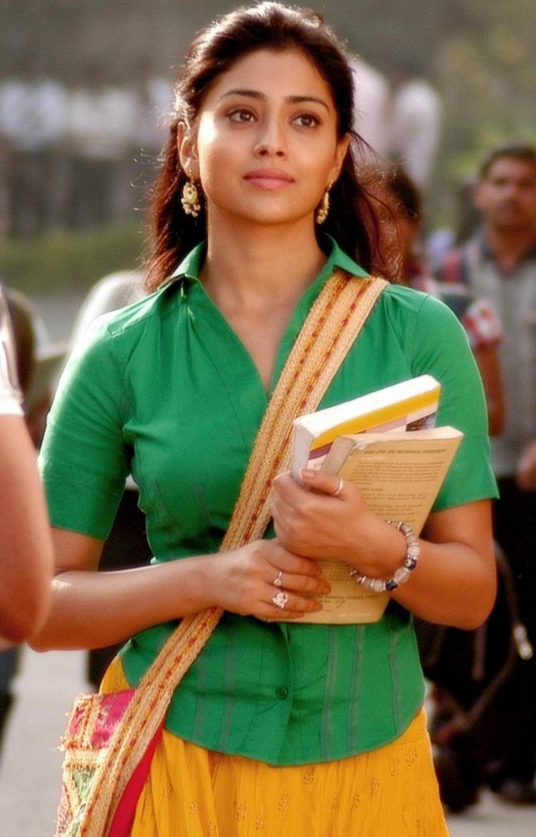 Shriya Saran Sweet Face Still
