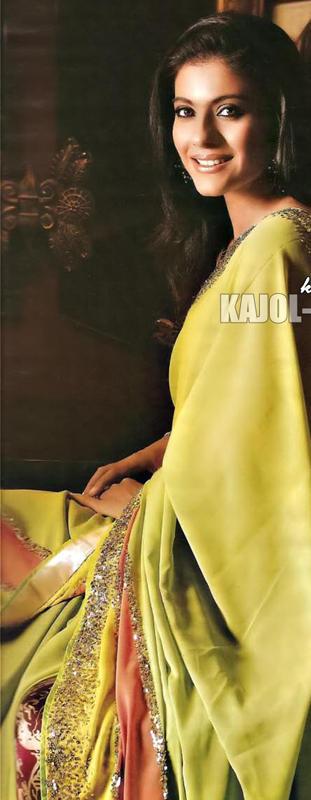 Kajol Devgan Beauty Smile Face Still