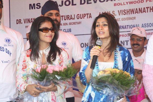 Kajol Devgan With Sister