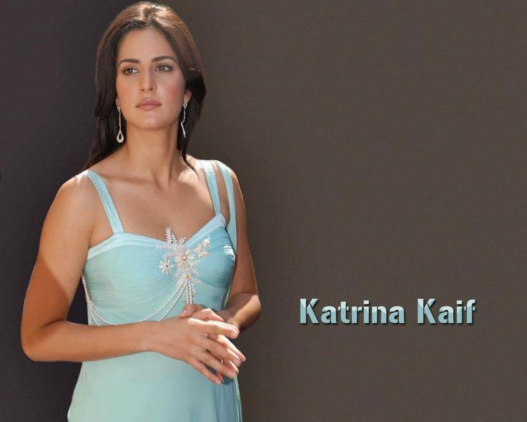 Katrina Kaif Stunning Face Look Wallpaper