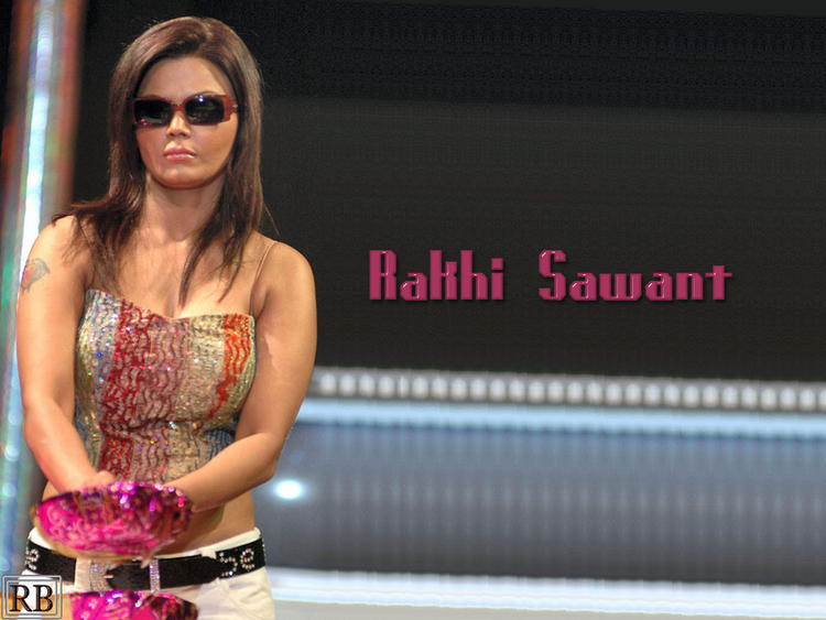 Rakhi Sawant Hot Stylist Wallpaper