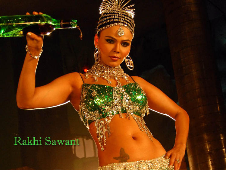 Rakhi Sawant Latest Hot Wallpaper