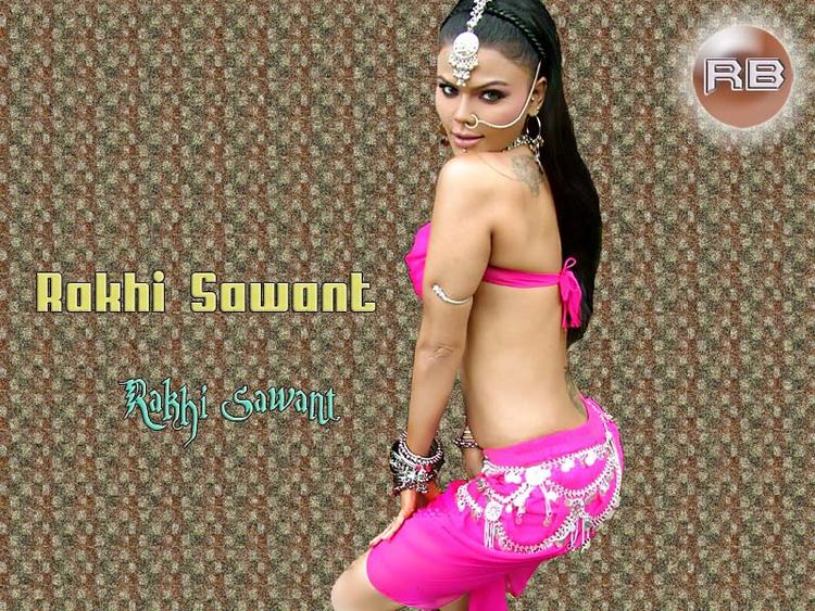 Rakhi Sawant Shocking Wallpaper