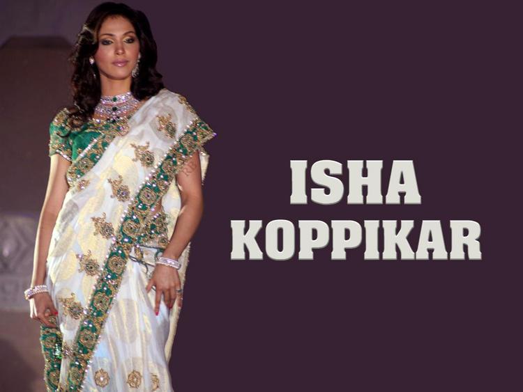 Isha Koppikar Beautiful Wallpaper