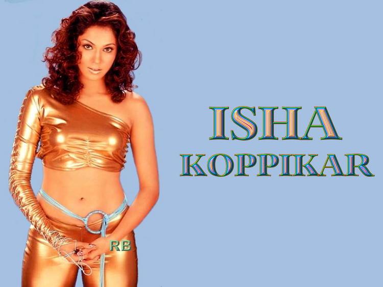 Isha Koppikar Glamour Wallpaper