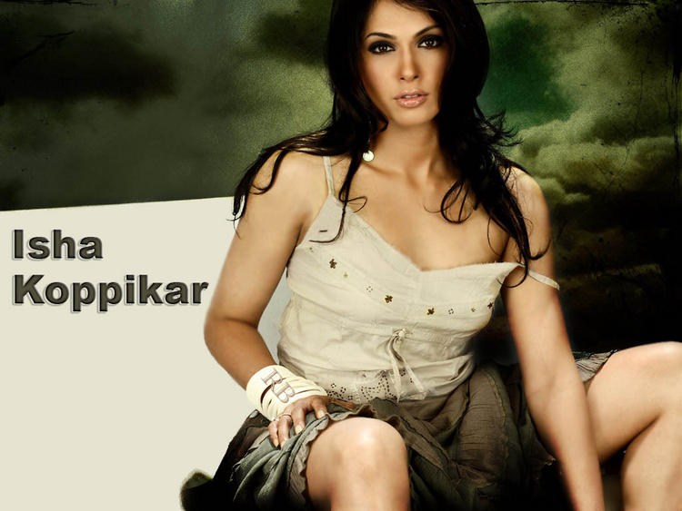 Isha Koppikar Killer Look Wallpaper