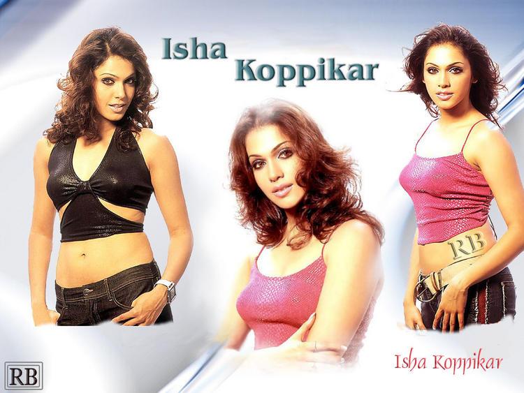 Isha Koppikar Latest Wallpaper