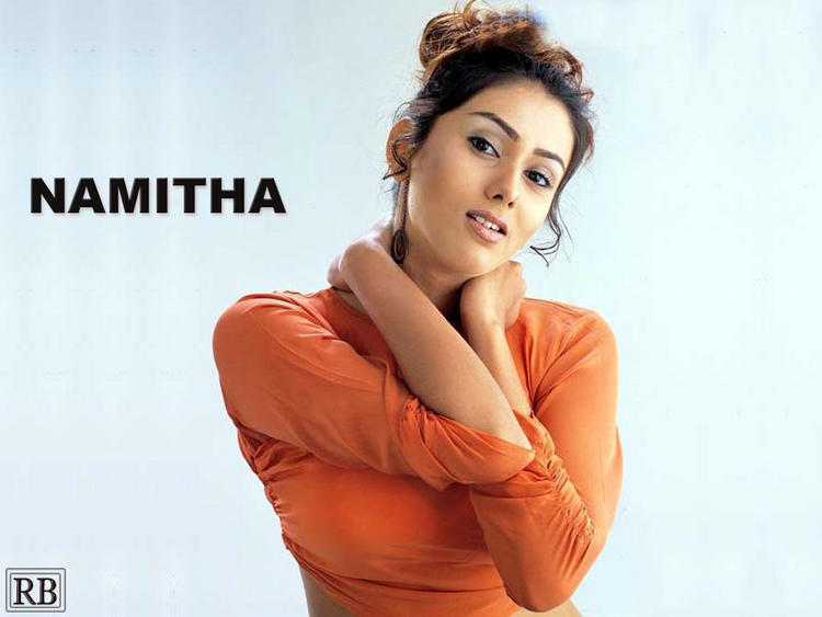 Namitha Sexiest Wallpaper