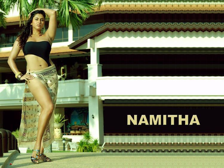 Namitha Sexy Wallpaper