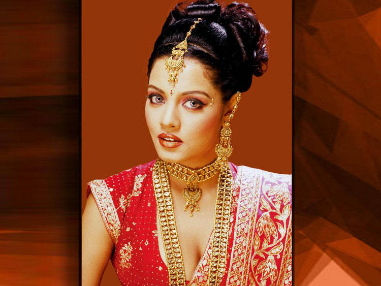 Celina Jaitley Beautiful Look Wallpaper