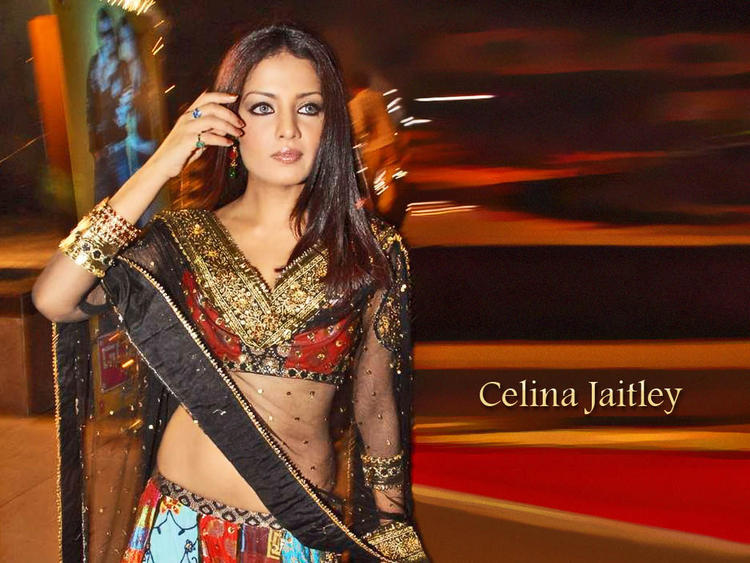 Celina Jaitley Beautiful Wallpaper