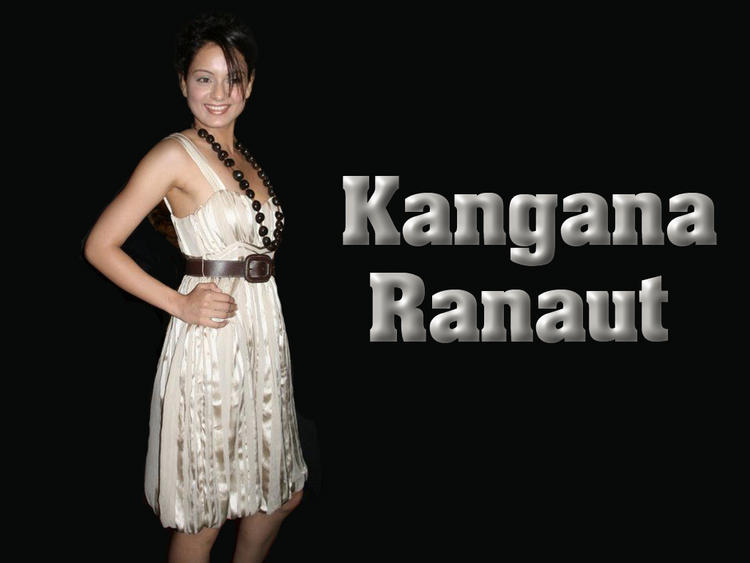 Kangana Ranaut Cute Wallpaper