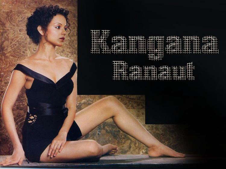 Kangana Ranaut Hot Sexy Wallpaper