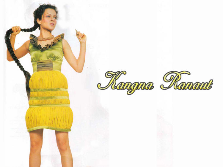 Kangana Ranaut Latest Cute Wallpaper