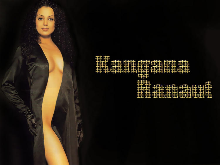 Kangana Ranaut Opening Dress Glamour Wallpaper