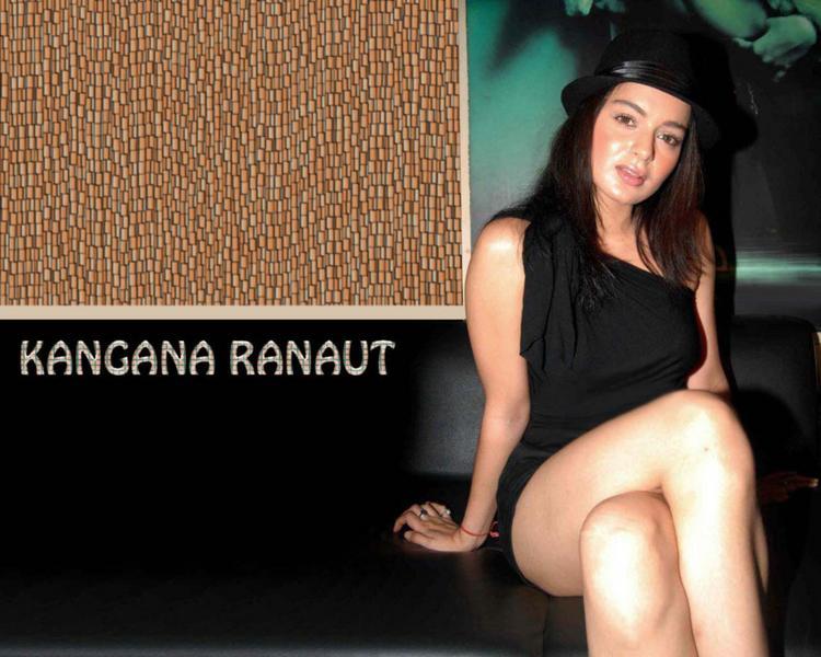 Kangana Ranaut Sexy Legs Pic
