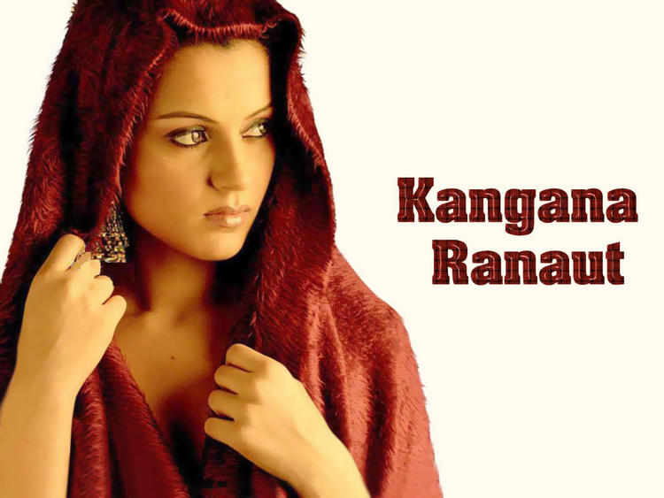 Kangana Ranaut Simple Look Wallpaper