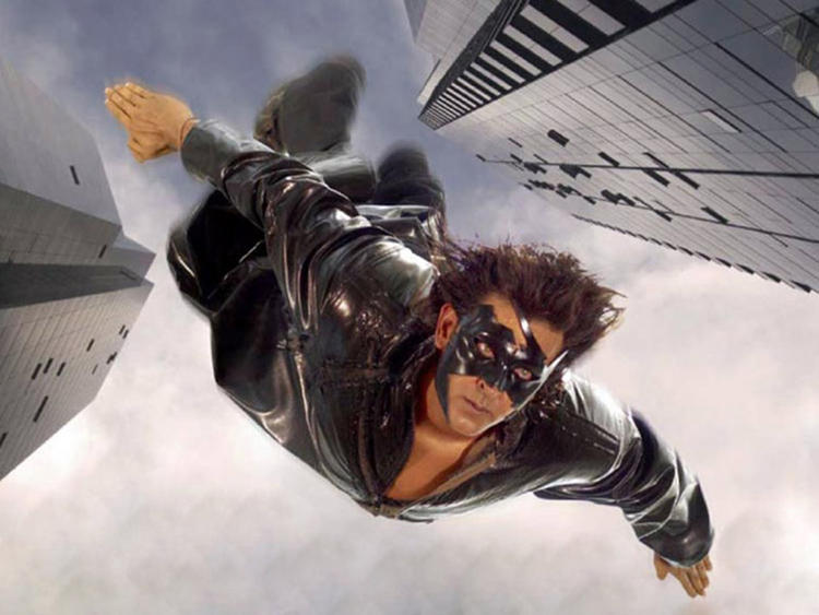 Hrithik Roshan Latest Still In Krrish