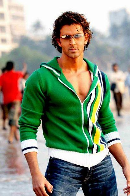 Rock Star Hrithik Roshan Still