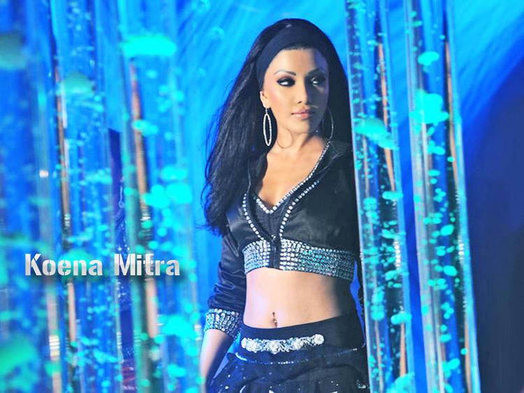 Hot Model Koena Mitra wallpaper