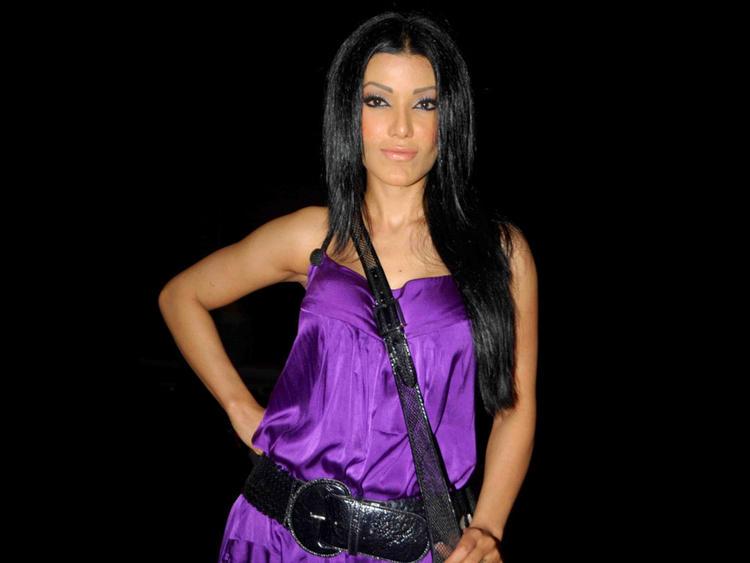 Koena Mitra Glamour Still