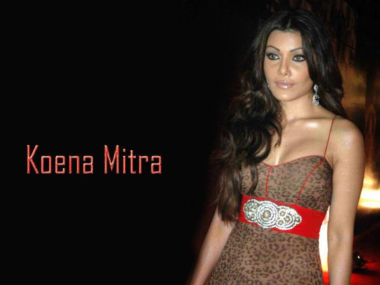 Koena Mitra Glamour Wallpaper