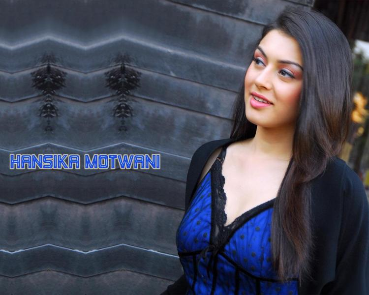 Beautiful Hansika Motwani Wallpaper