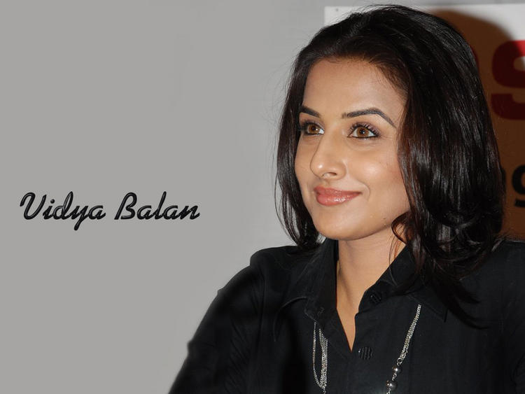 Gorgeous Beauty Vidya Balan Wallpaper