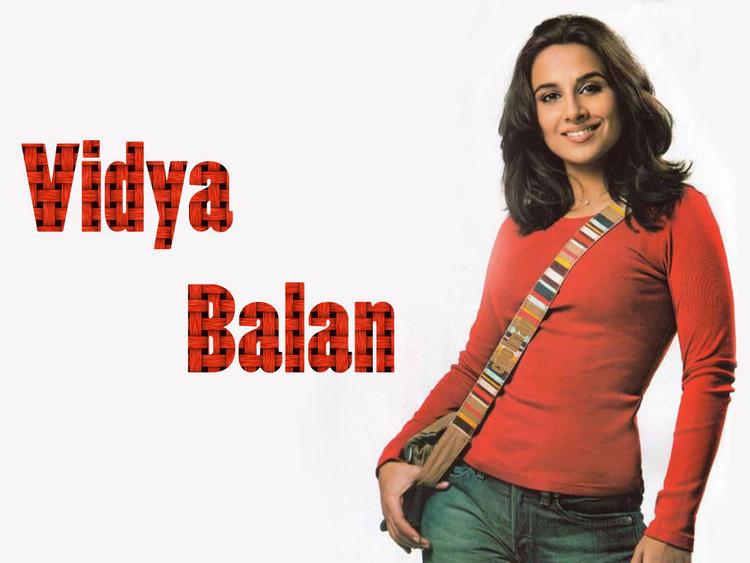 Vidya Balan Hot Sexy Wallpaper