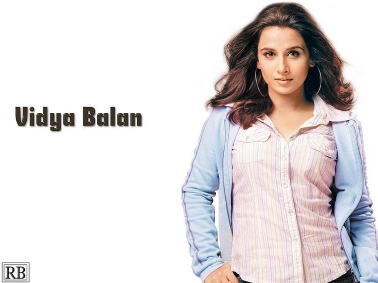 Vidya Balan Sexiest Wallpaper