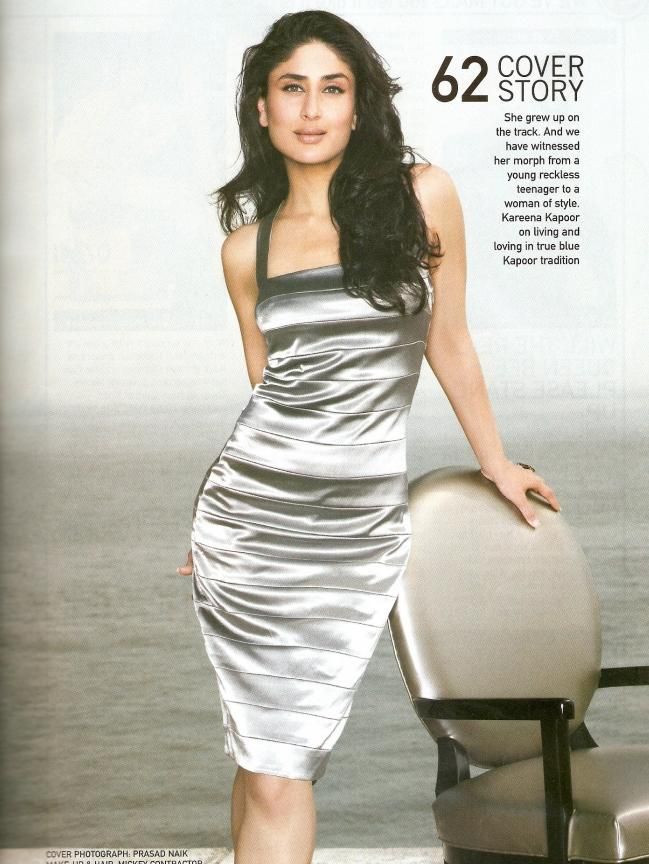 Kareena Kapoor Hot Pose Photo Shoot