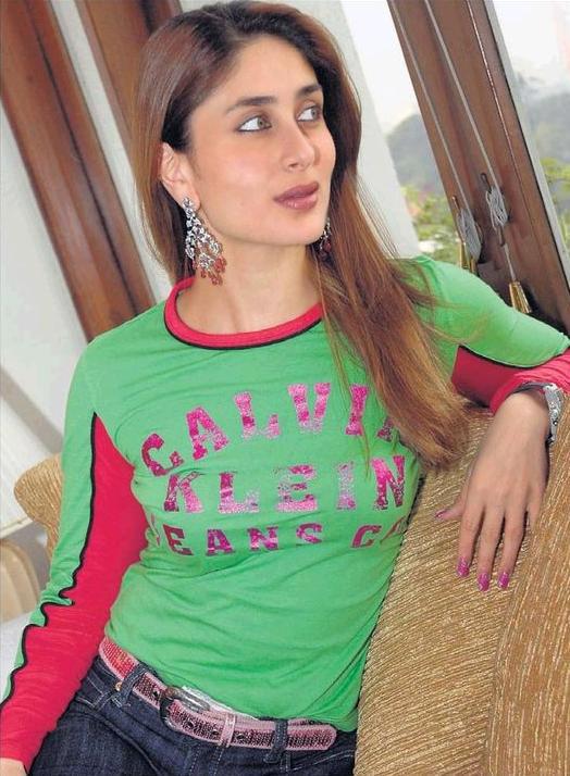 Kareena Kapoor Sexy Face Look
