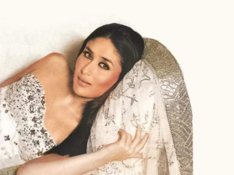 Kareena Kapoor Sleeveless Dress Spicy Still