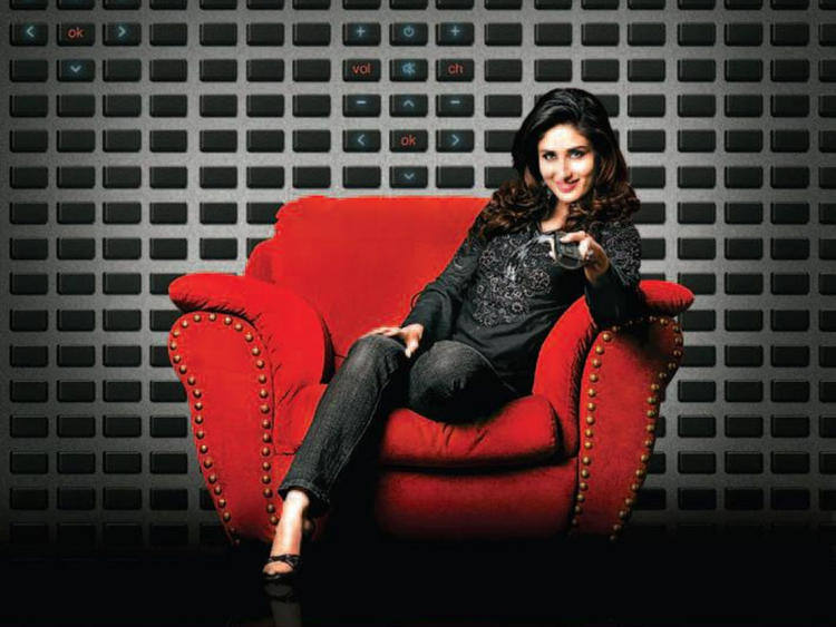 Kareena Kapoor Sweet Sexy Pose For Photo Shoot