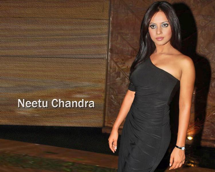 Neetu Chandra Gorgeous Wallpaper
