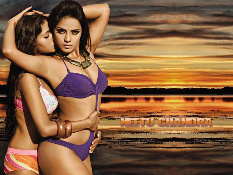 Neetu Chandra Latest Hot Wallpaper