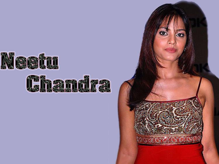 Neetu Chandra Sweet Close Up Pic