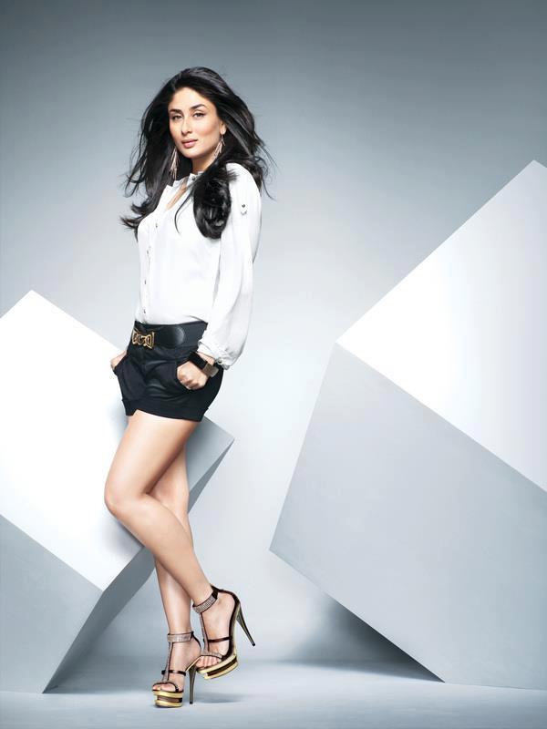 Kareena Kapoor Sexy photoshoot For Metro Shoes
