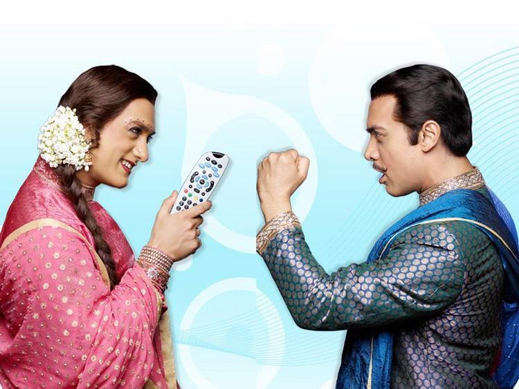 Aamir Khan Double Role