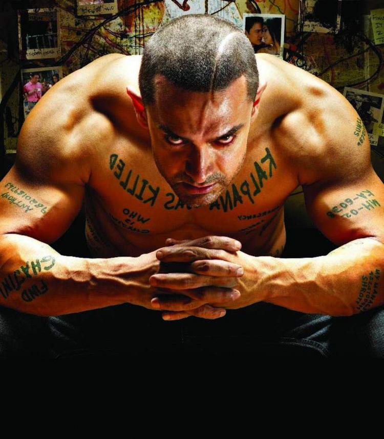 Aamir Khan Latest Hot Still In Ghajini