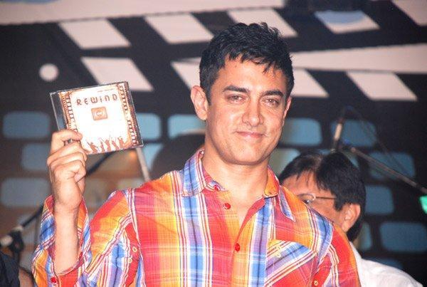 Aamir Khan Launch Photo