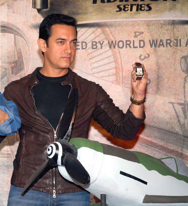 Bollywood Star Aamir Khan Photo