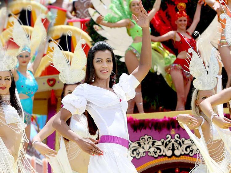 Mugdha Godse Dancing Pic
