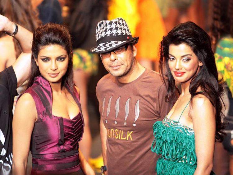 Priyanka Chopra and Mugdha Godse Gorgeous Pic
