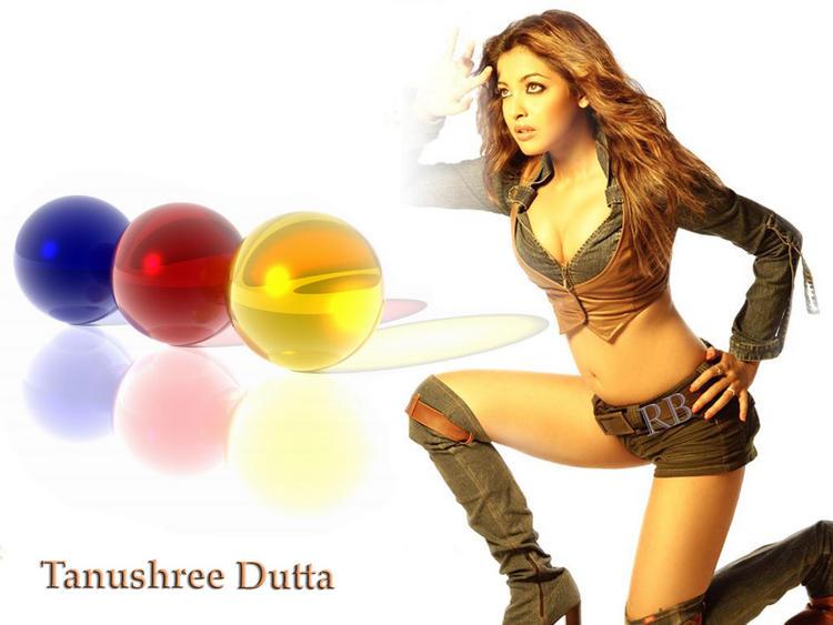 Tanushree Dutta Hot Pose Photo Shoot