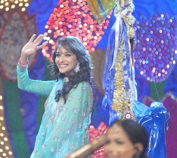 Bollywood Diva Madhuri Dixit Photo